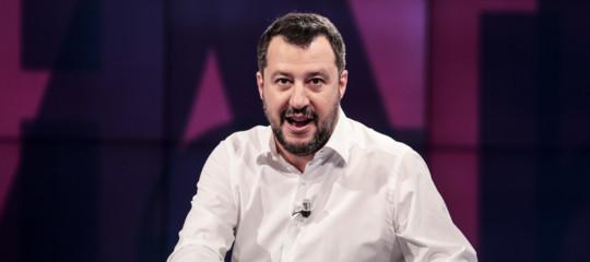 """Salvini non gradito a Maiorca, la replica """"Faccio le vacanze in Italia"""""""