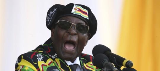 zimbabwe elezioni