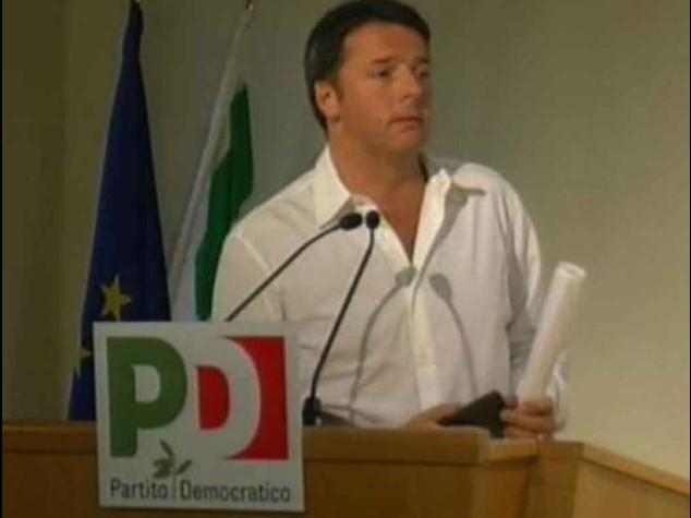 Renzi incassa il si' sul Jobs Act Divisa la minoranza del Pd