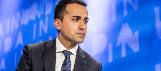 Di Maio: flat tax e reddito cittadinanza subito in Legge Bilancio