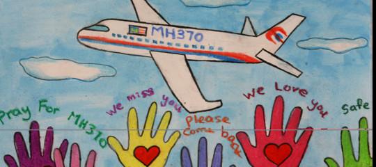 Malaysia Airlines volo scomparso