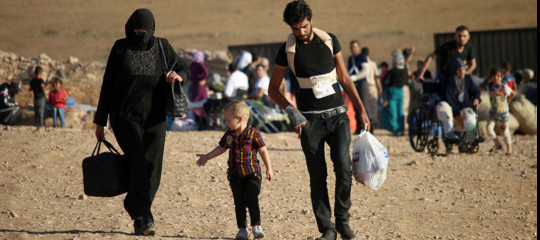 Siria: 36 donne e bambini rapiti dall'Isis a Sweida