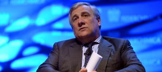 Tajaniha annunciato che Forza Italia nonvoteràFoaalla presidenza della Rai