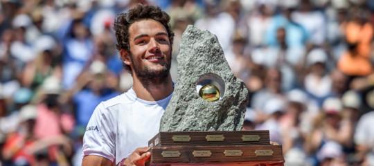L'uomo dietro la nuova stella del tennis italiano