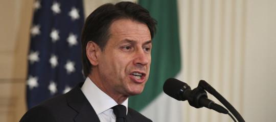 Conte: nasce cabina di regia Usa-Italia sul Mediterraneo