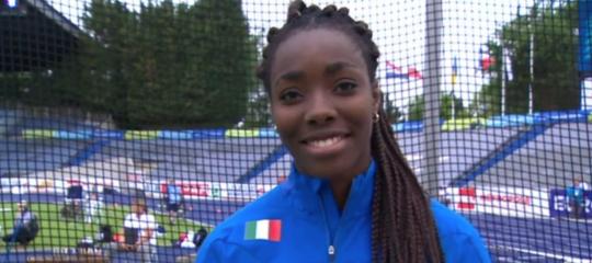 "Aggredita l'atleta afro-italiana DaisyOsakue: ""Credo sia razzismo"""
