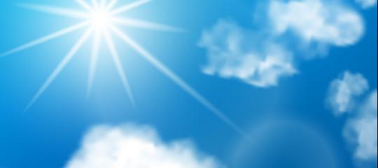 Le previsioni meteo di oggi e di domani