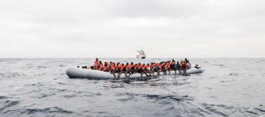 migranti asso ventotto