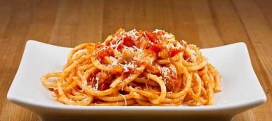 amatrice sagra spaghetti amatriciana