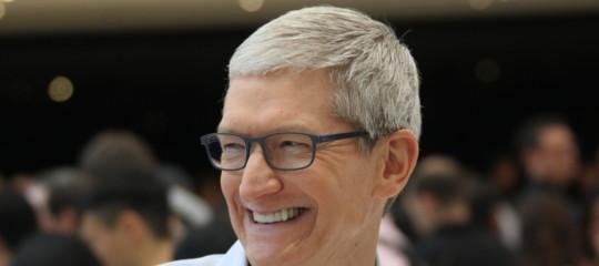 Un altro trimestre record per Apple, l'utile sale del 40%