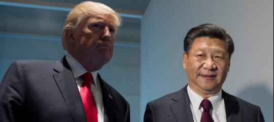 Dazi: Trump intende imporre tariffe del 25% su beni cinesi per 200 miliardi