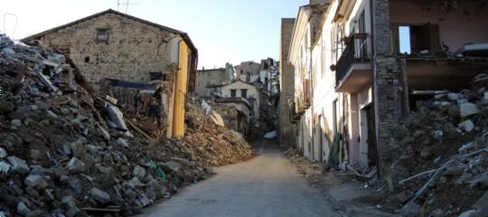 Terremoto: scossa 2.9 ad Accumoli