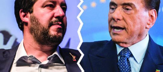"""Salvini non cede su Foa: """"Forza Italia ha scelto di stare con il Pd"""""""