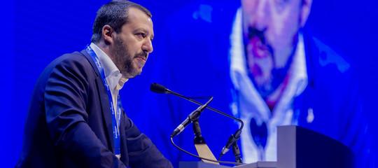 Salvini e il rapperGemitaizcontinuano a punzecchiarsi