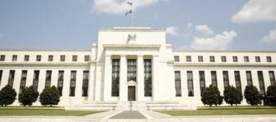 Usa:Fedlascia tassi riferimento invariati tra 1,75 e 2%