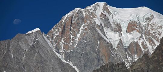 Francia: tre alpinisti muoiono sul Monte Bianco