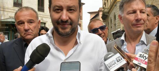La Lega ha aperto la campagna acquisti di parlamentari di Forza Italia