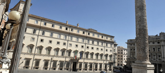 Manovra: vertice a Palazzo Chigi