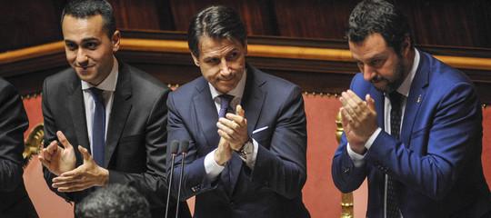 sondaggi lega m5s pd fdiforza italia