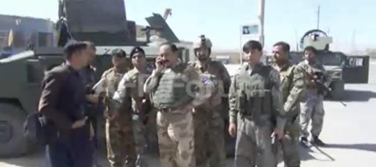 Afghanistan: attacco suicida a moschea sciita, almeno 8 morti
