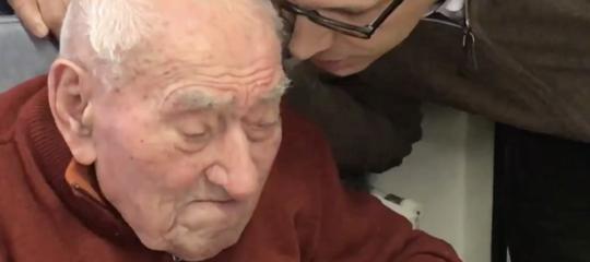 È morto a 110 anni l'uomo più vecchio d'Italia