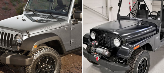 Jeep controRoxor, breve storia del match legale per due fuoristrada troppo simili