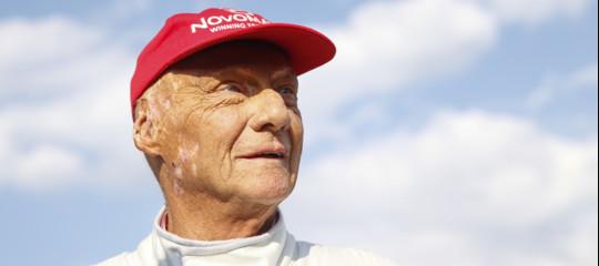 Lauda: l'ex pilota è uscito dal coma artificiale