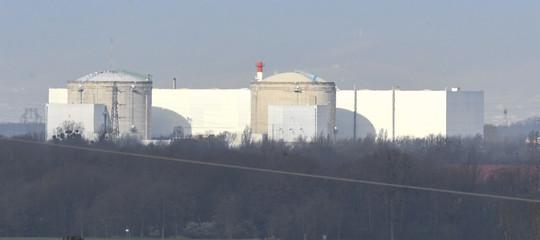 Caldo reattori nucleari francia