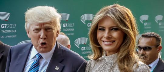 Usa: Melania si smarca da Trump ed elogia LeBron James