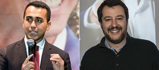 Salvini e Di Maio cercano una frequenza unica su tasse e lavoro (e Iva)