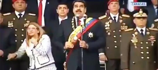venezuela nicolas maduroattentato drone