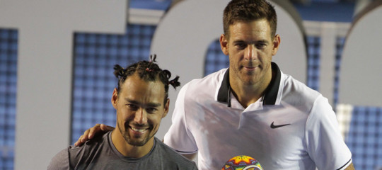 Tennis: Fognini batte Del Potro e vince a Los Cabos. Le treccine portano bene