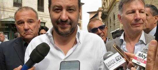 Salvini e Lezzi sulla Tap la pensano assai diversamente