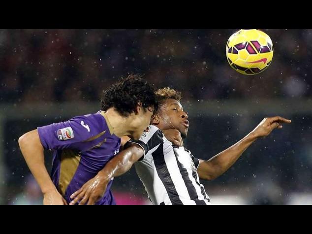 Calcio: tra Fiorentina e Juve finisce 0-0