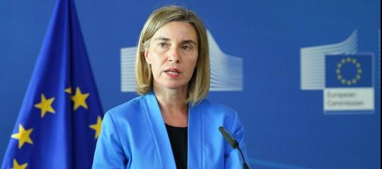 Iran: Ue, Francia, Germania e Gb condannano sanzioni Usa