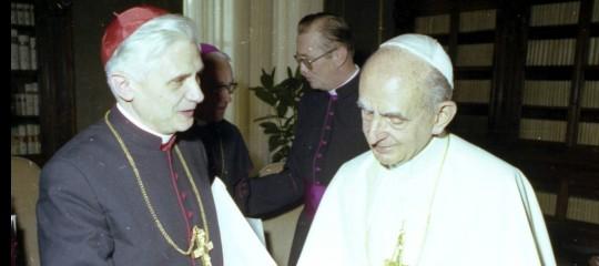 montini paolo VI anniversario populorum progressioangelus bergogliio