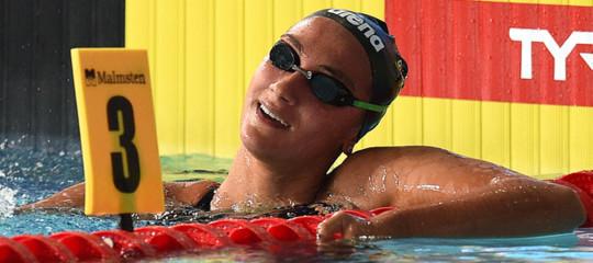 Nuoto: orobis per Simona Quadarella, vince anche nei 1500 sl