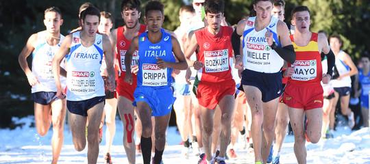 Atletica: Europei, Crippa bronzo sui 10.000 metri