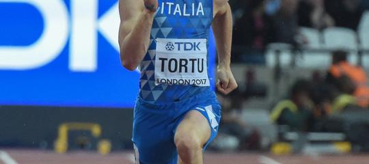 Atletica: Tortu quinto nei 100 metri agli Europei di Berlino