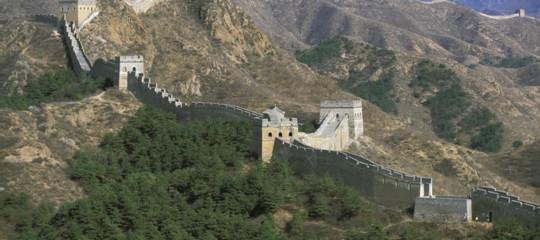 Airbnbregala unanotte sulla Grande Muraglia. Ma non si può fare