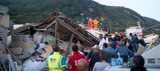 A Ischia c'è stato un nuovo terremoto, ma se ne è accorta solo la Rete