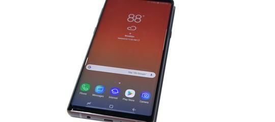 Le vere novità del nuovo SamsungGalaxyNote 9