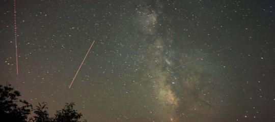 Il picco delle stelle cadenti sarà tra il 12 e il 13 agosto, e non sifermerà