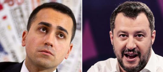 Così Salvini e Di Maio cercano la quadra traflattax, reddito di cittadinanza e 80 euro