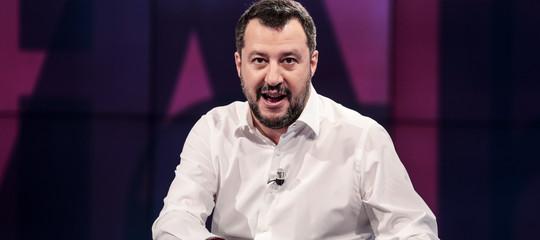 """Salvini assicura il taglio tasse nel 2018. """"L'obiettivo è introdurre il quoziente familiare"""""""
