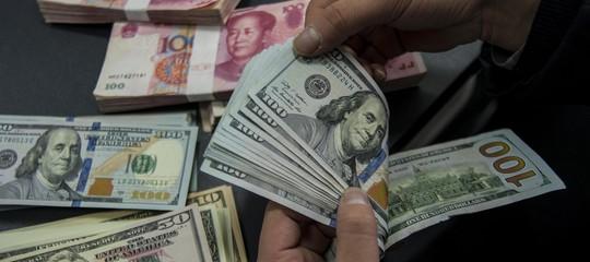 Lai Xiaomin aveva nascosto 3 tonnellate di dollari (40 milioni) in diverse case
