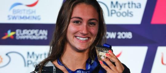 Storia (breve) diSimonaQuadarella, la nuova regina del nuoto europeo
