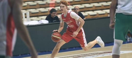 Il basket italiano ha forse trovato il suo prodigio, si chiama NicoMannion