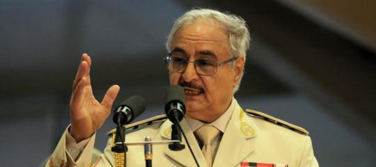 Libia, Haftar attacca l'Italia: cambi politica, via l'ambasciatore
