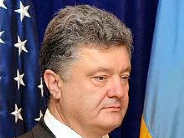 Poroshenko may participate in talks with rebels